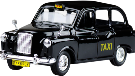 How the taxi came to be - history of the taxi