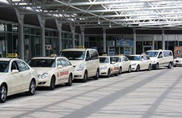 ¿Por qué debo el servicio de taxis desde aeropuerto?