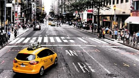 Cómo compartir un servicio de taxi puede ayudar al medio ambiente