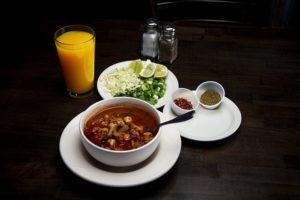 Comida latina en el este de Los Angeles