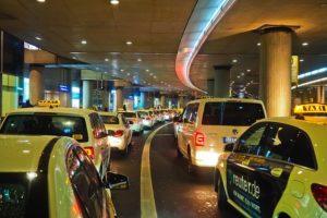 Taxi al aeropuerto