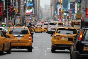 Taxi para envío de encomiendas