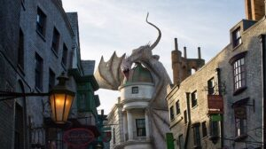 Atracciones de Universal Studio